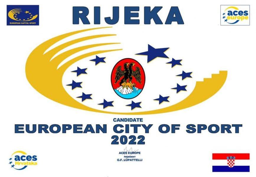Rijeka - Europska prijestolnica sporta 2022